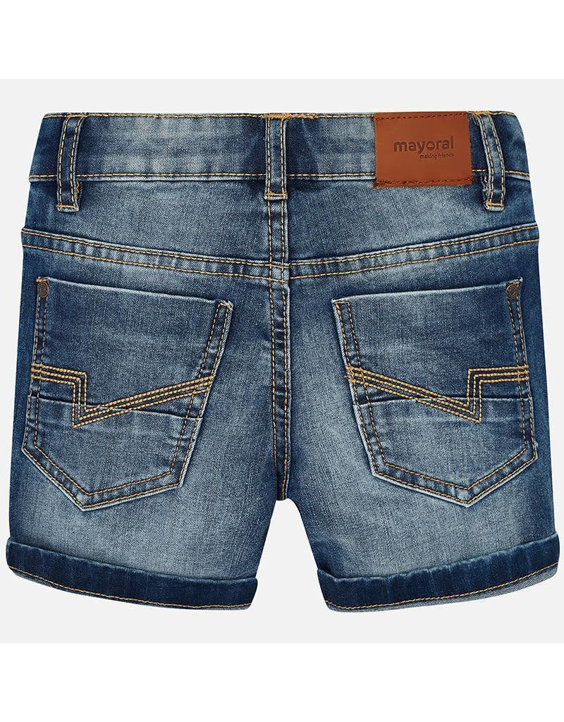 Mayoral Mayoral | Classic Denim Shorts