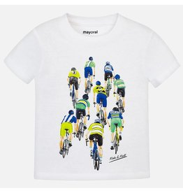 Mayoral Mayoral | Cyclists Print Tee
