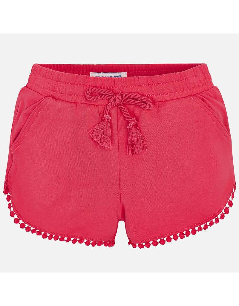 Mayoral Mayoral | Tassel Trim Shorts