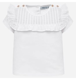 Mayoral Mayoral | Pleated Baby Top