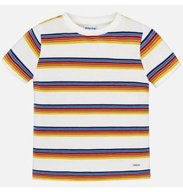 Mayoral Mayoral | Retro Striped Tee