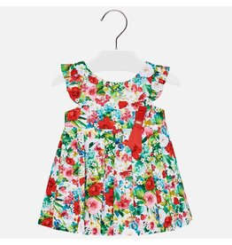 Mayoral Mayoral | Spring Floral Baby Dress