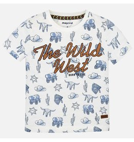 Mayoral Mayoral | Wild West Tee