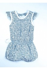 Feather Baby | Anime Wave Tie Romper