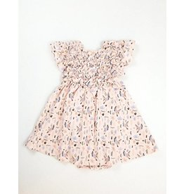 Feather Baby | Winged Bird Bubble Dress