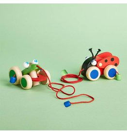 Wooden Pull Toy | Garden Friend