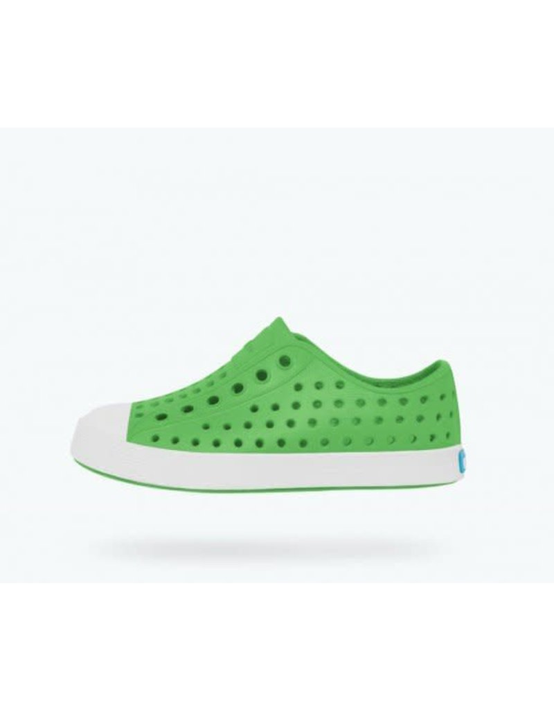 Native Shoes | Jefferson Grasshopper Green