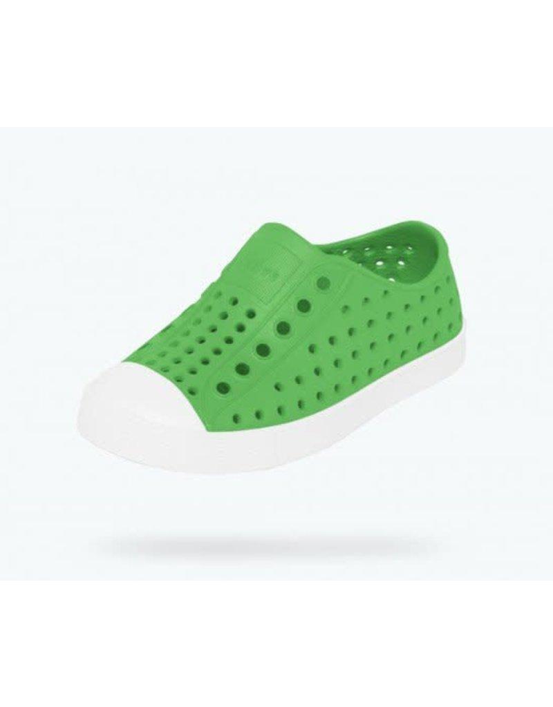 Native Shoes   Jefferson Grasshopper Green