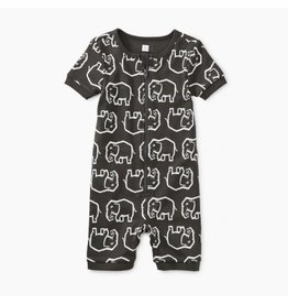 Tea Collection Tea Collection| Elephant Caravan Baby Pajamas