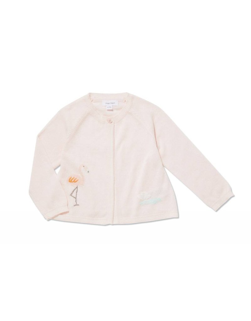 Angel Dear Angel Dear | Flamingo Swing Cardigan