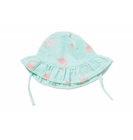 Angel Dear Angel Dear | Flamingos Sun Hat
