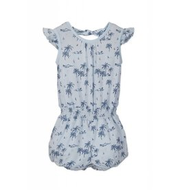 Feather Baby | Vintage Hawaii Baby Tie Romper