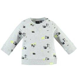 BabyFace Babyface | Construction Print Sweatshirt