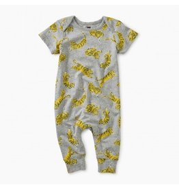 Tea Collection Tea Collection| Tossed Tigers Romper