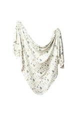 Copper Pearl Copper Pearl  Aspen Single Knit Blanket
