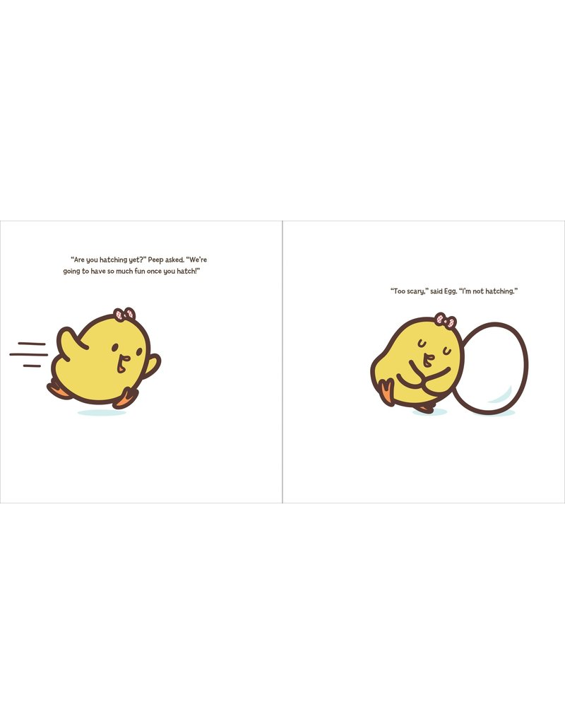Peep & Egg | I'm Not Hatching