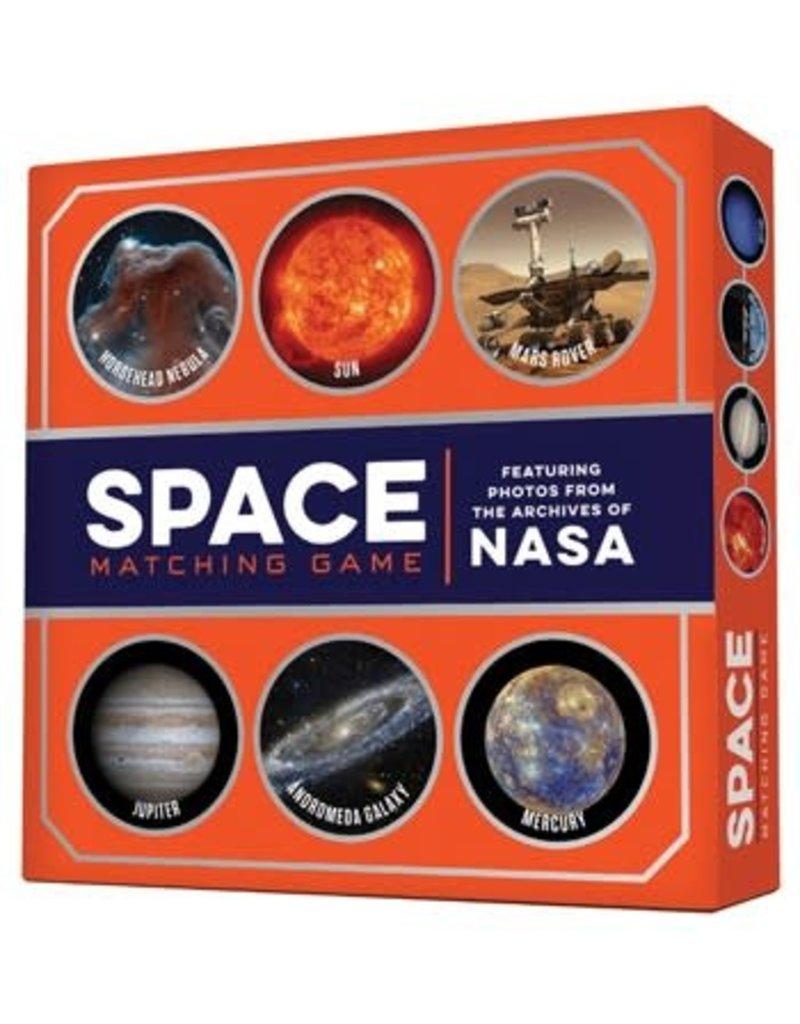 Space Matching Game | NASA