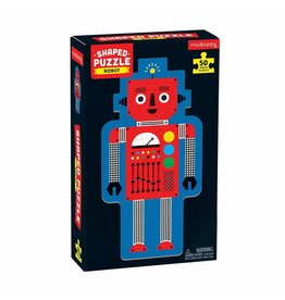 Shaped Puzzle | Robot