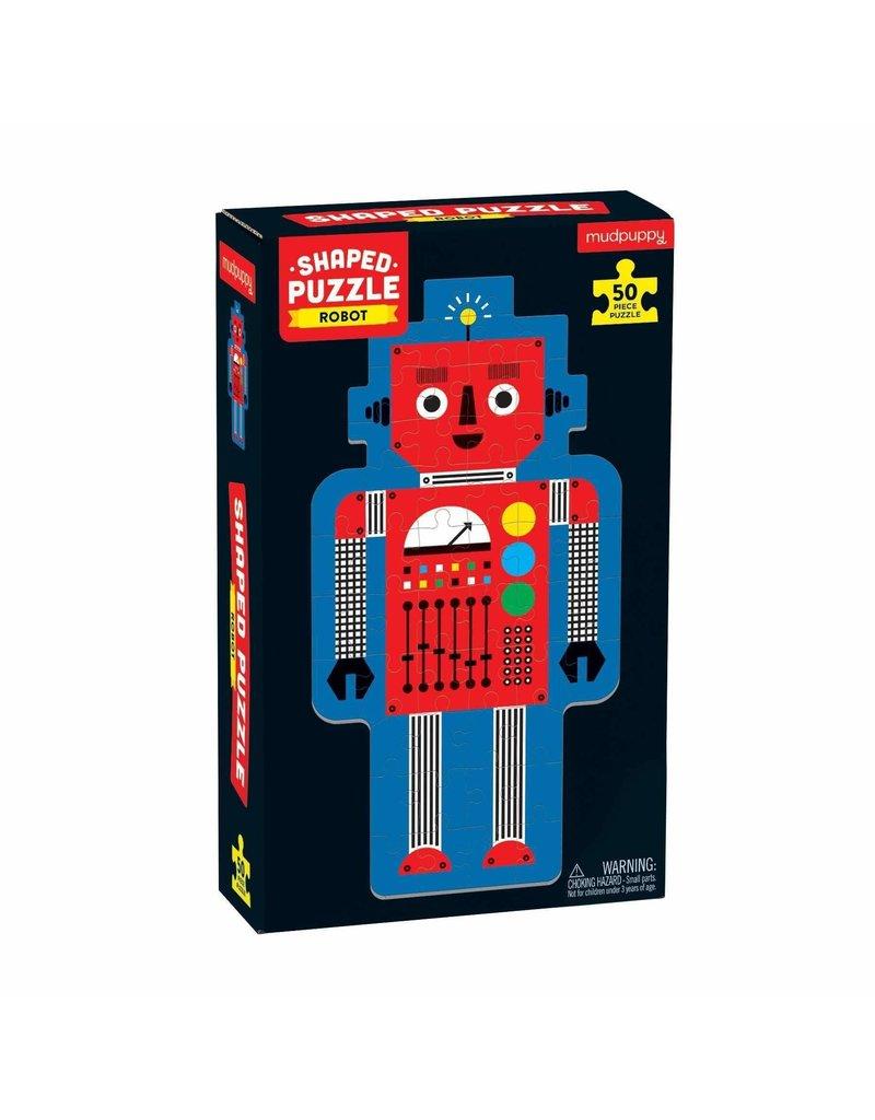 Shaped Puzzle | Robot