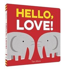 Hello, Love Board Book