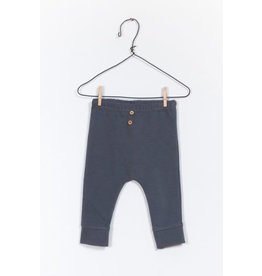 Play Up Play Up | Organic Button Front Baby Legging