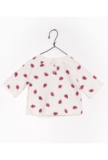 Play Up Play Up | Watercolor Strawberries Pullover