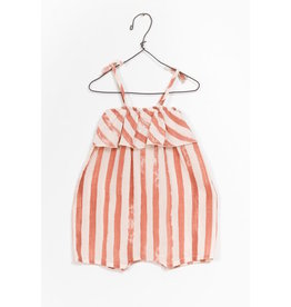 Play Up Play Up | Painted Stripe Romper