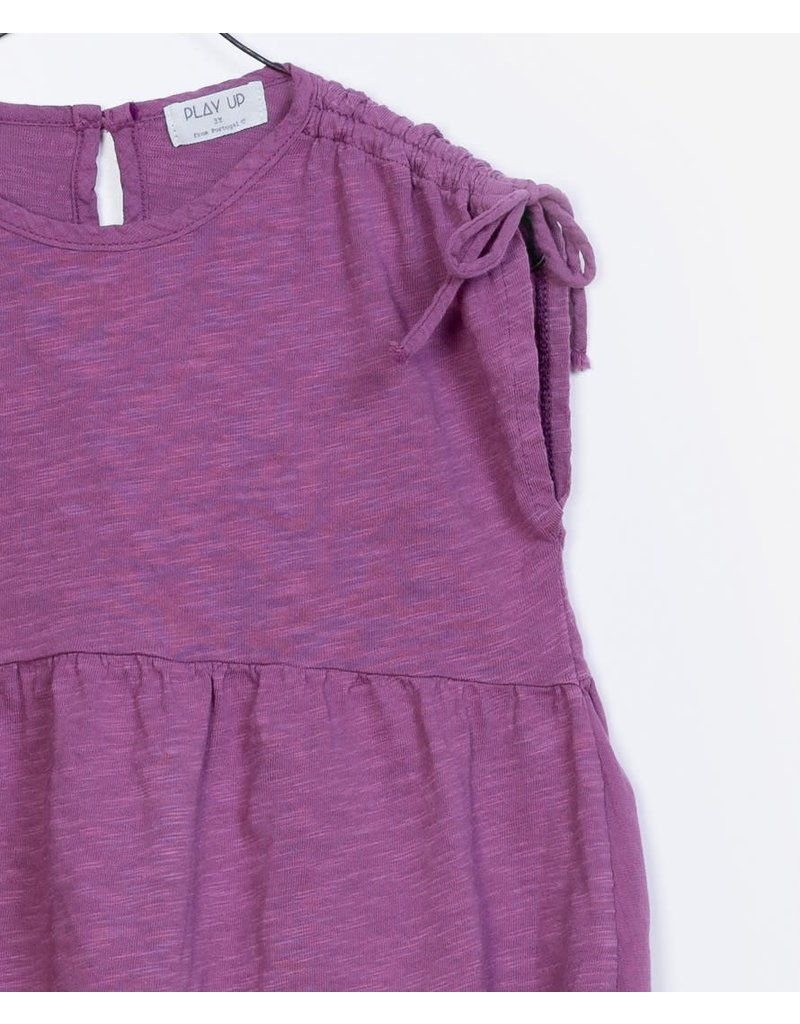 Play Up Play Up | Organic Gathered Shoulder Tunic