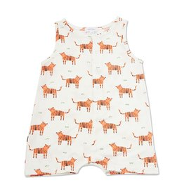 Angel Dear Angel Dear | Bamboo Tigers Shortie Romper