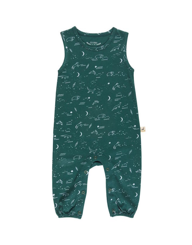 Red Caribou Red Caribou |Nocturnal Adventure Jersey Jumpsuit