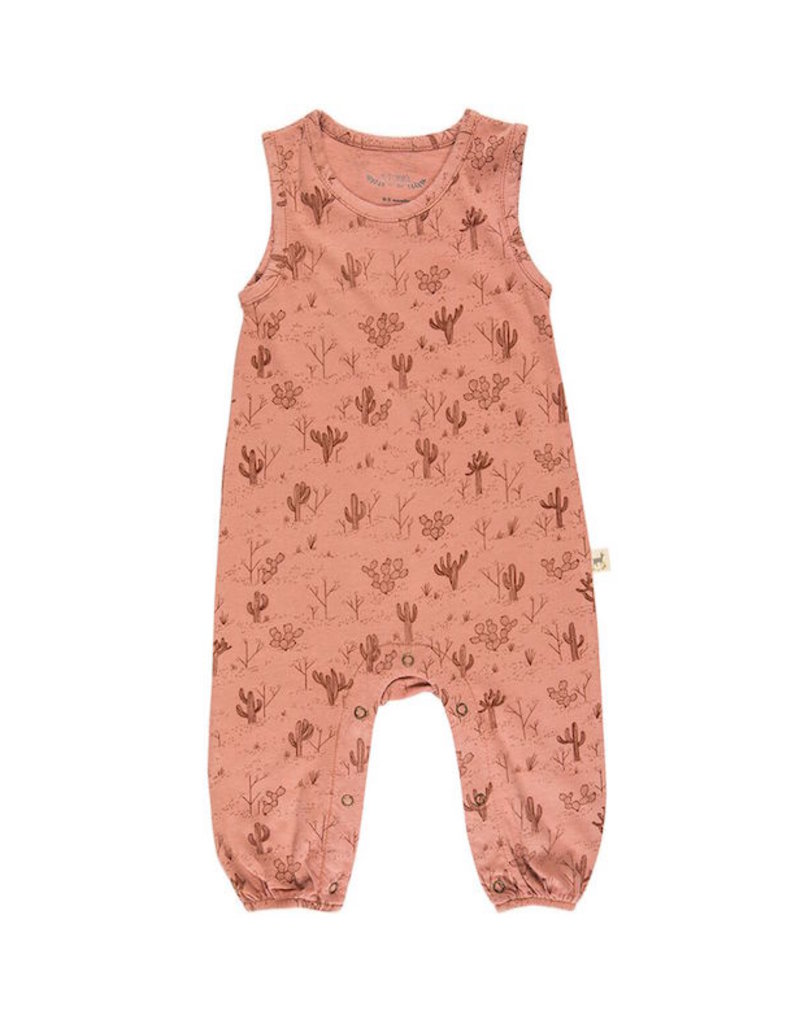 Red Caribou Red Caribou |Cacti Garden Jersey Jumpsuit