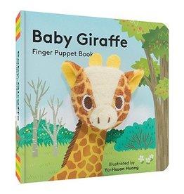 Finger Puppet Book | Baby Giraffe