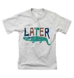Wes & Willy | Later Gator Tee