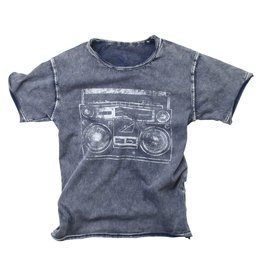 Wes & Willy | Organic Boombox Tee