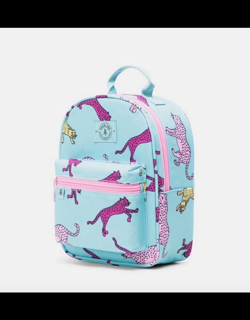 Parkland | Goldie Mini Backpack in Pet Cheetah
