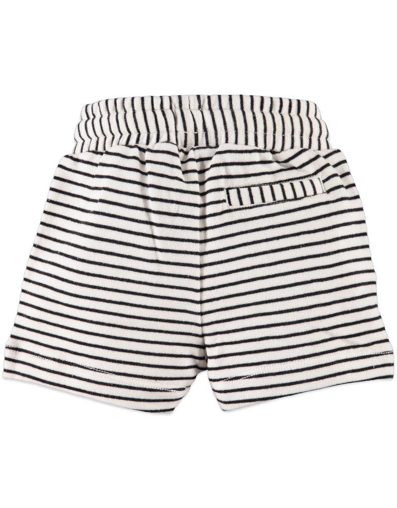 BabyFace Babyface | Striped Terry Shorts