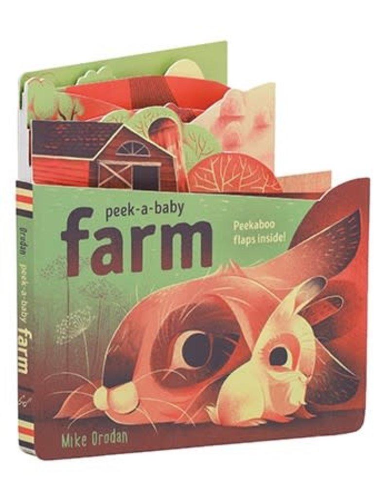 Peek-a-Baby: Farm