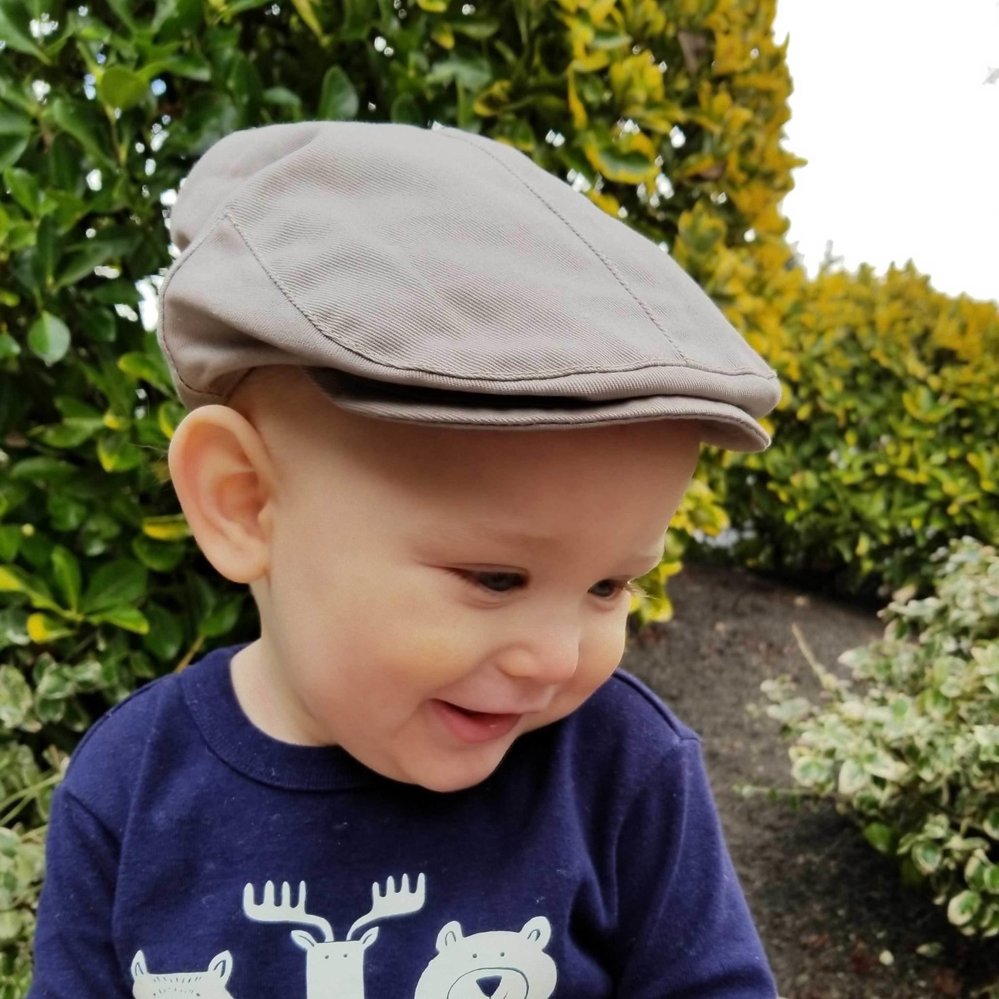 5e4d9842 Scally Newsboy Hat - Nurture Baby