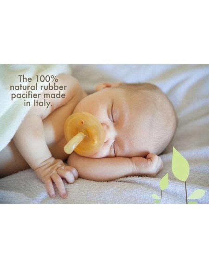 Natursutten Natursutten | Rounded Orthodontic Pacifier