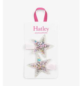 Hatley | Twinkle Stars Hair Clips