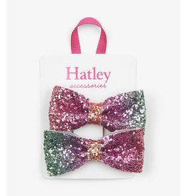 Hatley Hatley | Prismatic Bows Hair Clips