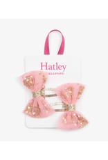 Hatley Hatley | Shining Stars Bow Snap Clips