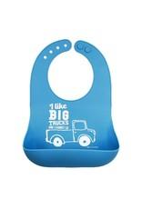 Bella Tunno Bella Tunno Wonder Bib | I Like Big Trucks