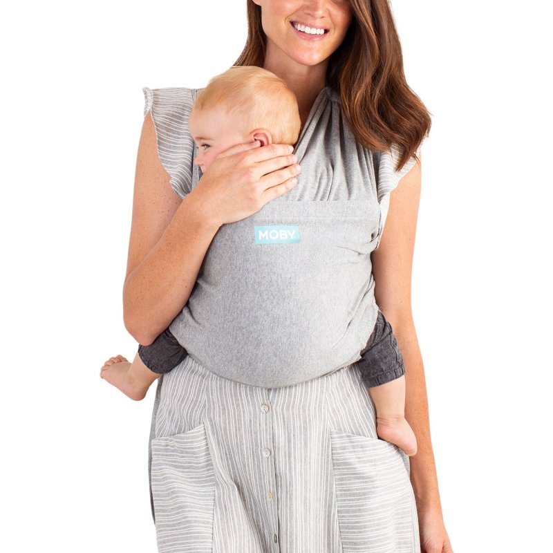 Moby Wrap Moby Fit Hybrid Carrier | Grey