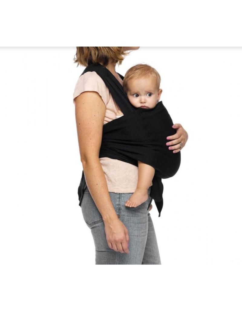 Moby Wrap Moby Fit | Black