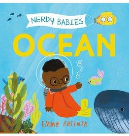 Nerdy Babies Board Book | OCEAN