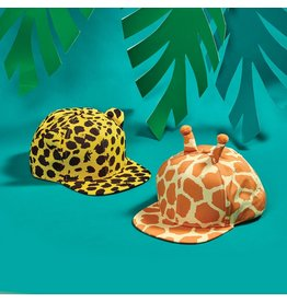 Wild One Toddler Animal Hat