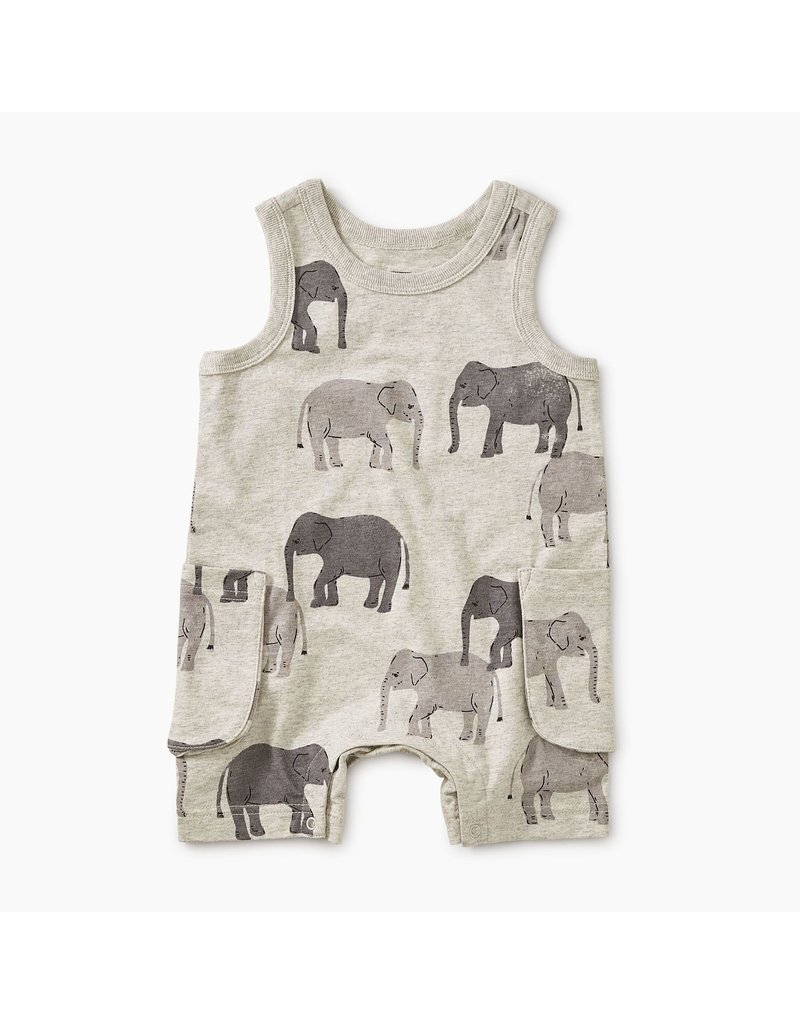 Tea Collection Tea Collection | Tons of Trunks Tank Romper