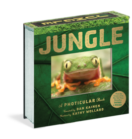 Workman Publishing Jungle Photicular Book