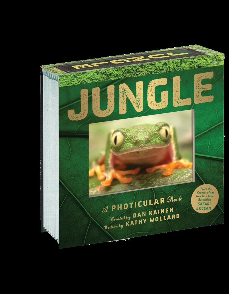 Workman Publishing Jungle Photicular Book